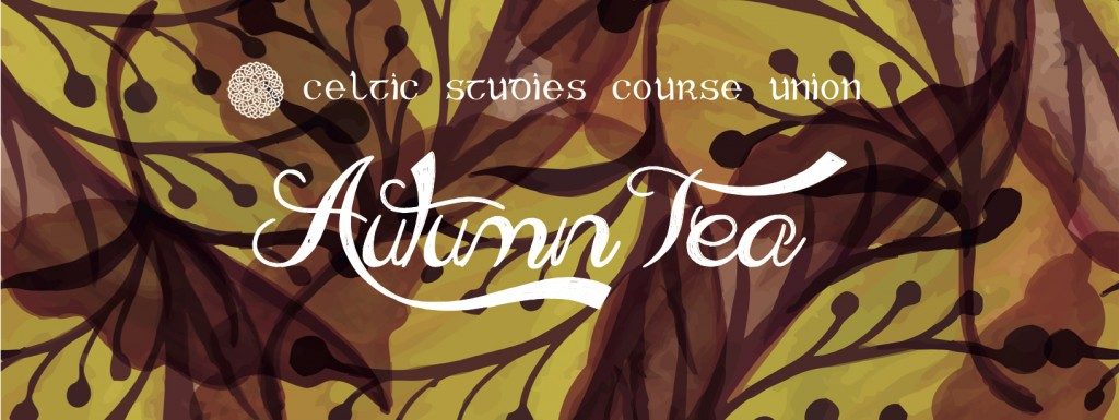 CSCU Autumn Tea Event Banner